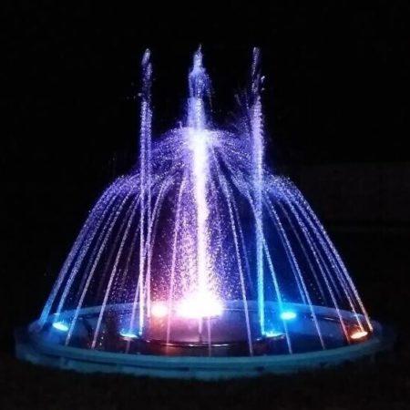 Купить танцующий фонтан