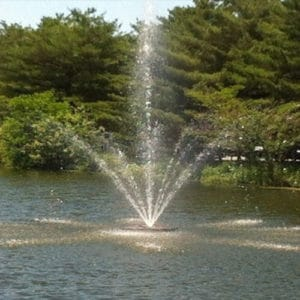 Плавающие фонтаны и комплекты