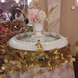 Аренда фонтанов на мероприятия