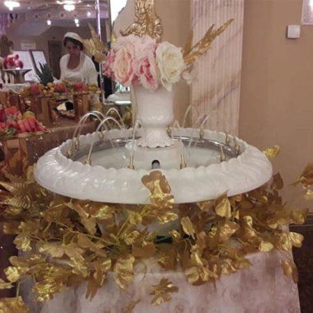 Аренда фонтана в Москве
