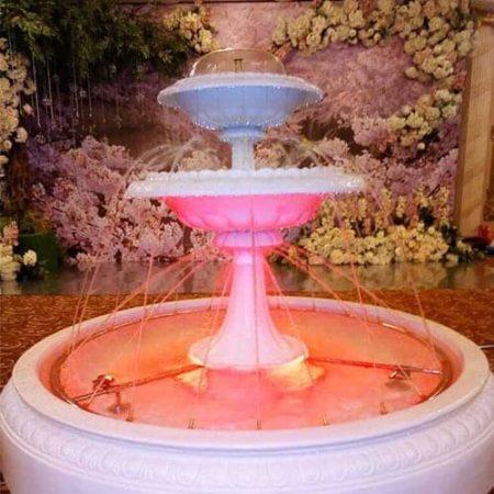 Аренда фонтана
