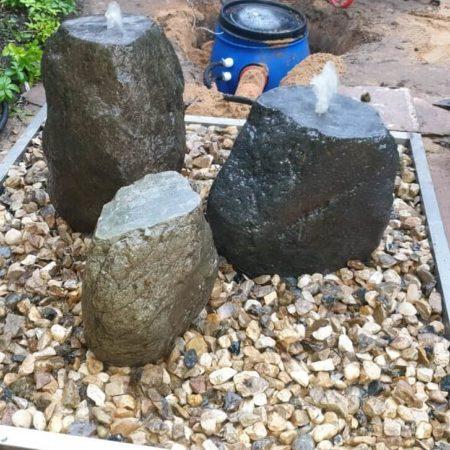 Купить фонтан из камня